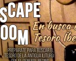 Escape Room 'En busca del tesoro íbero', este domingo en Mengíbar
