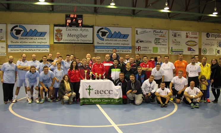 Campeonato navideño de fútbol solidario en el Día de los Inocentes