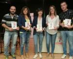"""Lola Delgado presenta en Mengíbar su poemario """"1.010 razones para despedirse"""""""