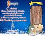 Felicitación de Navidad del Ayuntamiento de Mengíbar