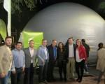 Cientos de mengibareños se adentran en la astronomía con el planetario móvil (fotografías y vídeo)