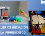 Taller de iniciación a la impresión 3D en el Centro Guadalinfo de Mengíbar