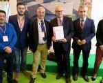 """Mengíbar participa en la presentación de la Ruta de los Fenicios en Fitur como propuesta de """"turismo lento"""""""