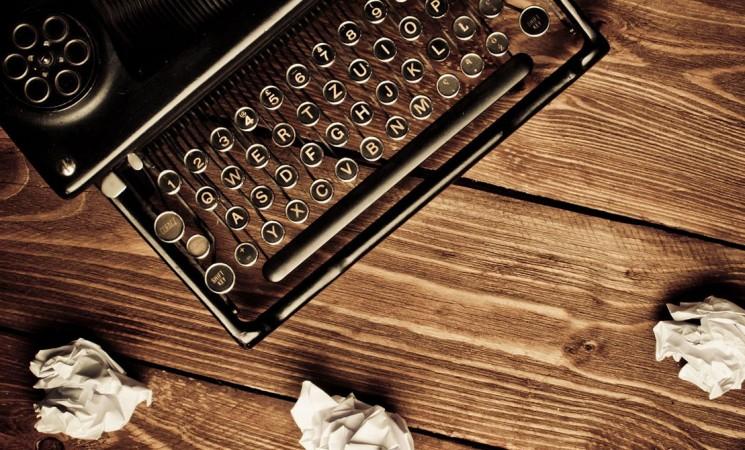 Pruebas de acceso para la Escuela de Verano para Escritores Noveles 2018
