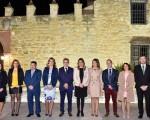 """Susana Díaz: """"La adquisición de la Casa Palacio es un logro histórico para Mengíbar"""""""