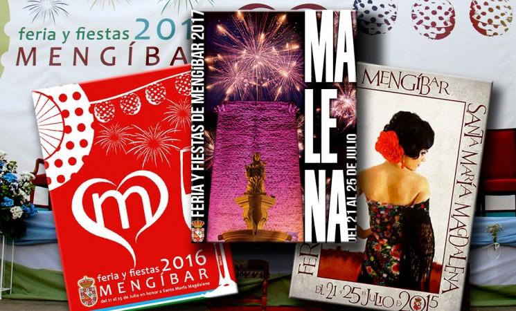 Bases del Concurso de Cartel de la Feria de La Malena - Mengíbar 2018
