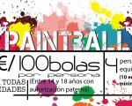 Paintball en Mengíbar para todos los públicos, el próximo 21 de abril de 2018