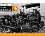 Exposición de fotografía solidaria en el Edificio de Usos Múltiples de Mengíbar hasta el 23 de abril