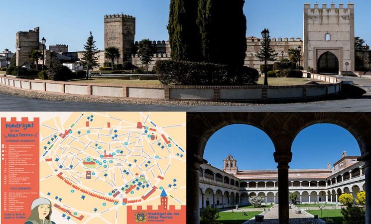 Mengíbar se hermanará con Madrigal de las Altas Torres (Ávila), municipio natal de la reina Isabel la Católica
