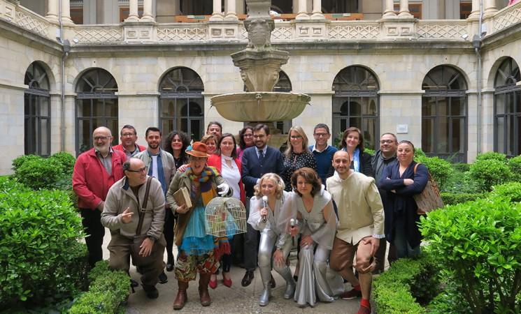 Mengíbar vuelve a estar presente en la Muestra Provincial de Teatro Aficionado de Jaén