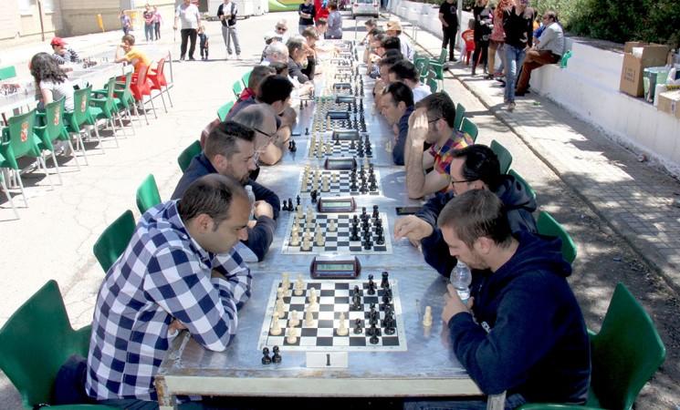 El III Torneo de Ajedrez del barrio de San José Obrero de Mengíbar será el próximo 6 de mayo