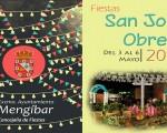 Programación de las Fiestas del Barrio San José Obrero de Mengíbar