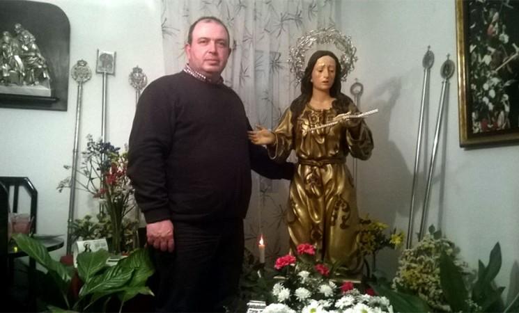 Jesús Liébana Estrella pregonará la Romería de La Malena de Mengíbar 2018