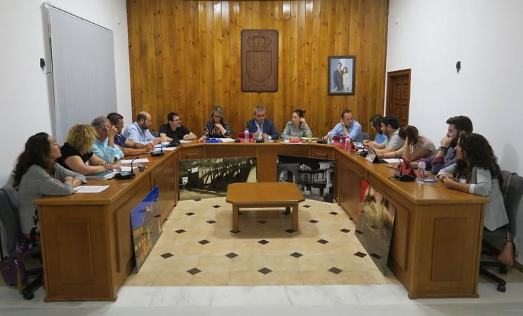 El Ayuntamiento de Mengíbar aprueba el cambio de denominación de seis calles para cumplir con la Ley de Memoria Histórica