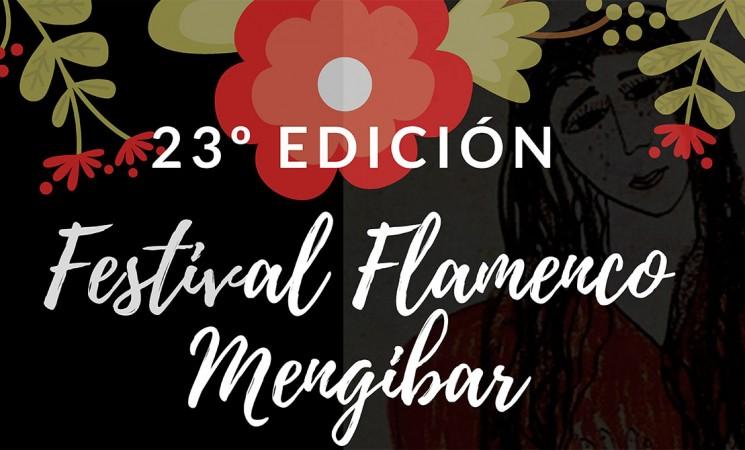 El XXIII Festival Flamenco Mengíbar será el próximo viernes 13 de julio de 2018