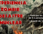 Formulario de inscripción en la Experiencia Zombie Mengíbar 2018