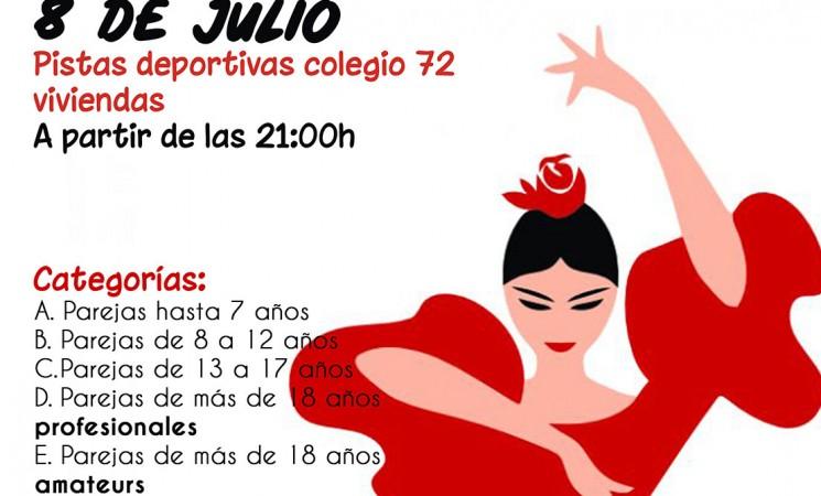 Bases de participación del Concurso de Sevillanas del Pórtico de Feria de Mengíbar 2018