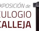 Nueva exposición de Eulogio Calleja en la Casa de la Cultura de Mengíbar
