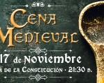 La Cena Medieval del Noviembre Cultural de Mengíbar será el 17 de noviembre