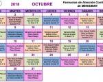Farmacias de guardia en Mengíbar durante el mes de octubre de 2018