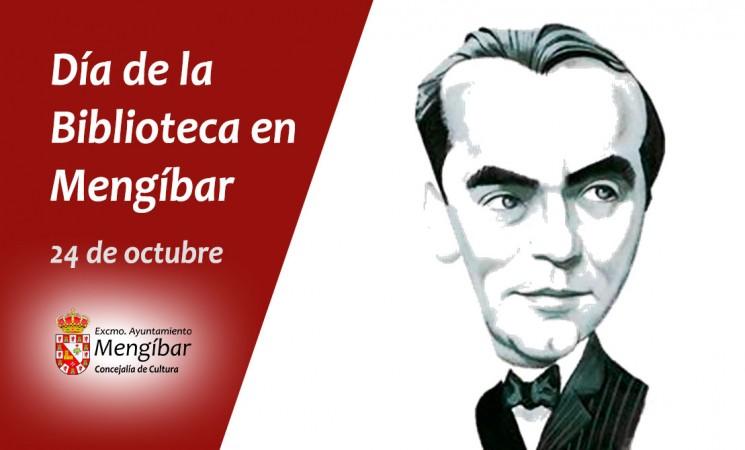 Actividades para celebrar el Día de la Biblioteca en Mengíbar el próximo 24 de octubre