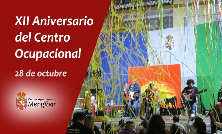 El Centro Ocupacional Villa de Mengíbar celebrará su XII Aniversario el 11 de noviembre