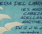 Feria del libro en el Instituto María Cabeza Arellano Martínez de Mengíbar