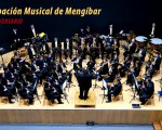 La Agrupación Musical de Mengíbar celebra Santa Cecilia con un concierto especial por su trigésimo aniversario
