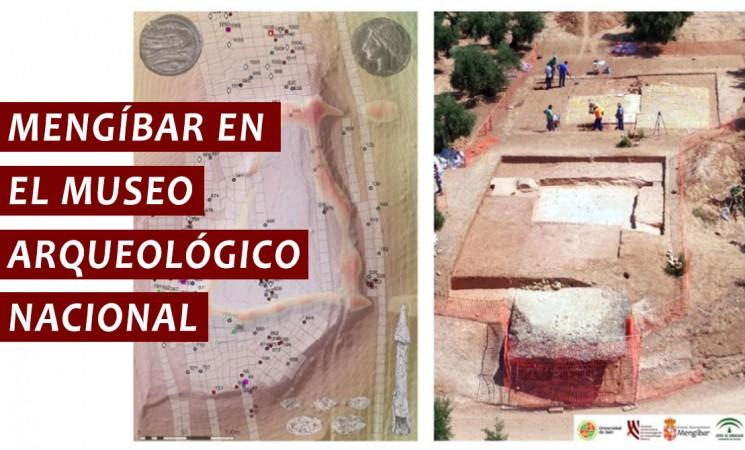 Mengíbar, de nuevo en el Museo Arqueológico Nacional con 'Iliturgi: del asedio de Escipión al Ianus Augustus'