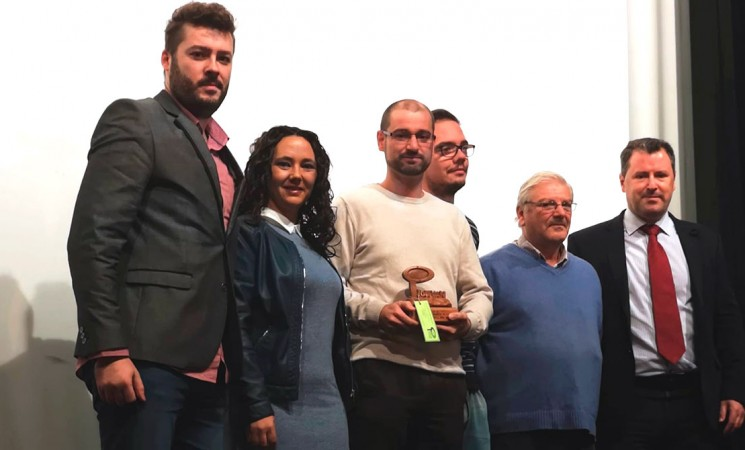 Reconocimiento al Club de Ajedrez Torre de Mengíbar en el Día de la Campiña Norte de Jaén
