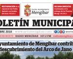 Boletín Municipal de Mengíbar 2018