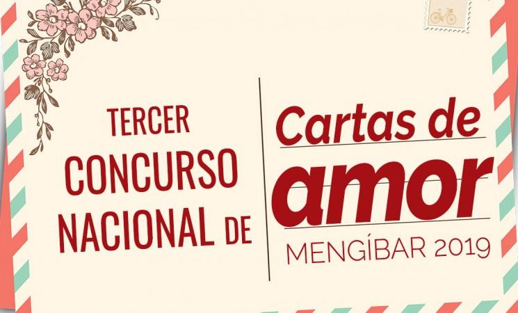 Abierta la convocatoria del III Concurso Nacional de Cartas de Amor de Mengíbar 2019
