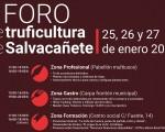 Gastronomía de Mengíbar visita el Foro de Truficultura de Salvacañete (Cuenca)