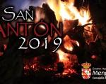 Cincuenta y cuatro lumbres iluminarán Mengíbar en la víspera de San Antón