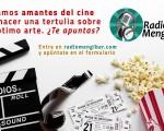 ¿Te gusta el cine? Apúntate a la tertulia de Radio Mengíbar sobre el séptimo arte