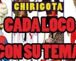 Mengíbar en Carnaval 2019: Cartel de la chirigota 'Cada loco con su tema'
