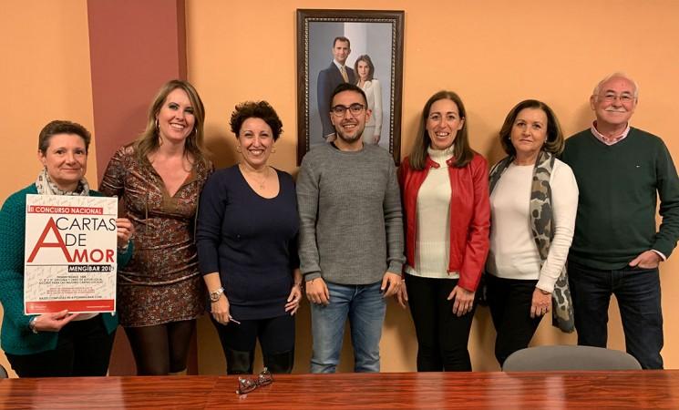 Laura Velasco del Río se lleva el primer premio del III Concurso Nacional de Cartas de Amor de Mengíbar