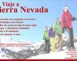 Viaje a Sierra Nevada desde Mengíbar el próximo 9 de marzo de 2019