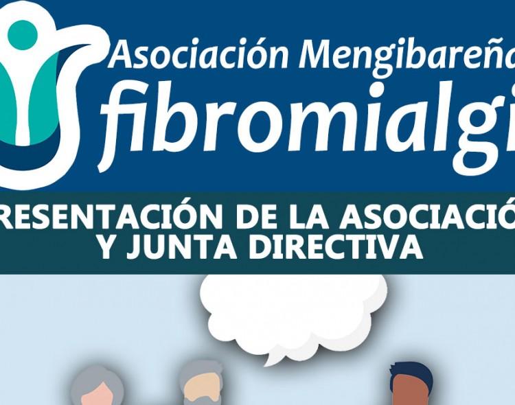 Presentación de la Asociación Mengibareña de Fibromialgia, el próximo miércoles 13 de marzo de 2019