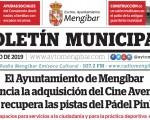 Boletín Municipal de Mengíbar - Febrero 2019