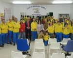 El Ayuntamiento de Mengíbar cede un espacio al Club de Atletismo Liebre