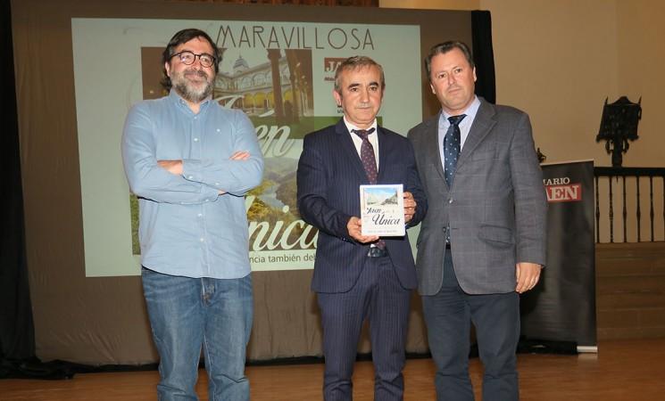 El Ayuntamiento de Mengíbar es reconocido por su contribución para descubrir el Arco de Jano
