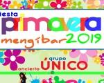 Fiesta de la Primavera el próximo sábado 18 de mayo en las pistas de la Casa de la Juventud de Mengíbar