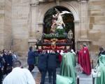 Semana Santa Mengíbar 2019 - Jueves Santo - Fotografías y vídeo de la procesión de la Oración en el Huerto y Jesús Amarrado a la Columna