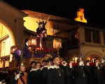 Semana Santa Mengíbar 2019 - Viernes Santo - Fotografías y vídeo de la procesión de Nuestro Padre Jesús Nazareno, Santa Verónica y Esperanza Trinidad