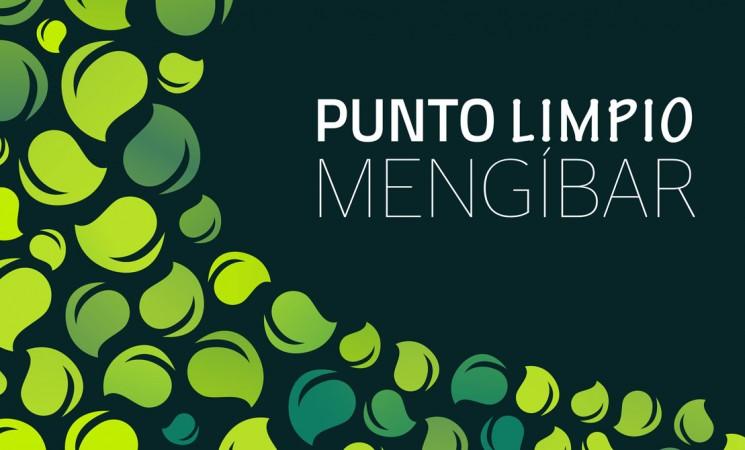 Cambio de día del Punto Limpio Móvil en Mengíbar con motivo de la fiesta del 1 de noviembre de 2019