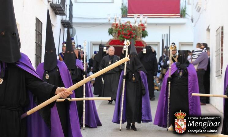 Semana Santa – Mengíbar 2019 / Viernes Santo: Itinerario e información de la procesión del Santo Entierro