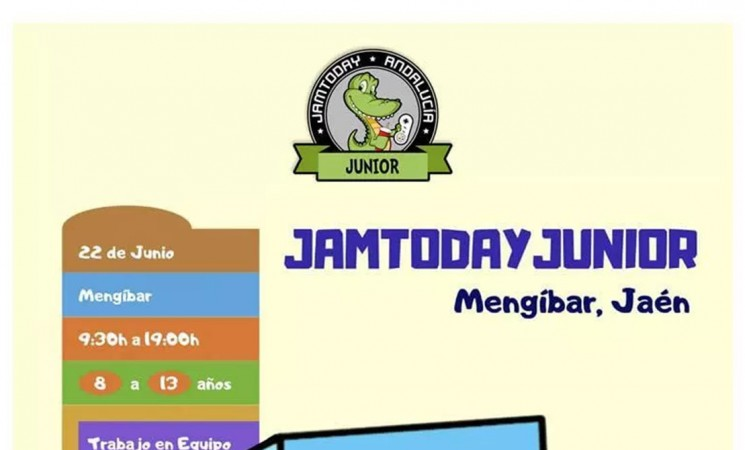 Mengíbar acoge la I JamToday Junior de Jaén
