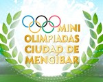Mini Olimpiadas Ciudad de Mengíbar, el próximo 9 de julio, en Estadio Municipal de Fútbol de Mengíbar