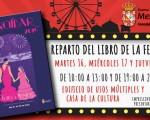Reparto del Libro de la Feria Mengíbar 2019, a partir del martes 16 de julio